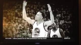 "Cavaliers vs. Warriors ""The Trilogy"" 2017 NBA Finals Promo on ABC"