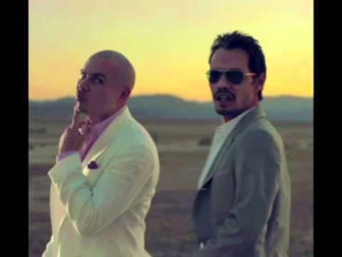 Marc Anthony feat Pitbull Rain over me with Lyrics - YouTube