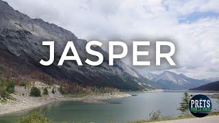 Notre visite au parc national de Jasper en Alberta!