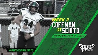 HS Football | Dublin Coffman at Dublin Scioto [9/2/16]