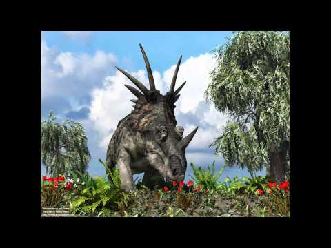My Styracosaurus Tribute