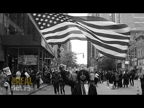 Pain, Anger and Solidarity in New York