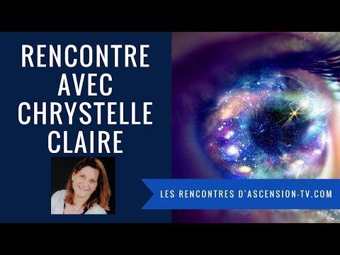 [LES RENCONTRES D'ASCENSION-TV] Rencontre avec Chrystelle CLAIRE