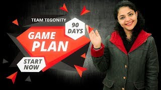 90 Days Game Plan - Secret to Grow your Team Size