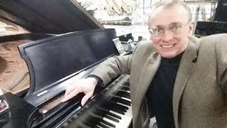 Johnny B Goode on Baldwin SF10 with Tim Paul of Piano Trends