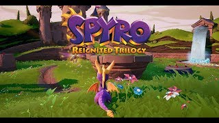 SPYRO REIGNITED TRILOGY GAMEPLAY 2018   SPYRO REIGNITED XBOX PC PS4