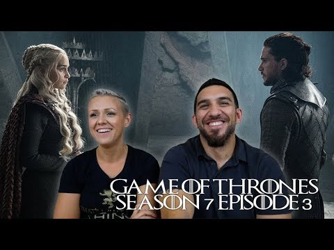 Game Of Thrones Season 7 Episode 3 'The Queen's Justice' REACTION!!