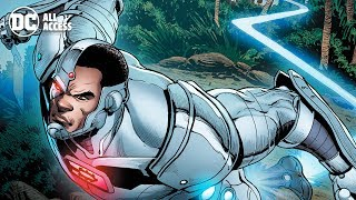 CYBORG: Co-Creator Marv Wolfman Returns!