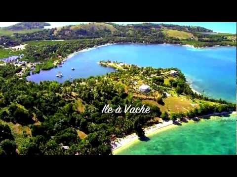 Welcome to [Les Cayes] -- Bienvini [Okay]