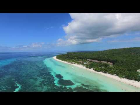 Dumaluan beach - Drone video