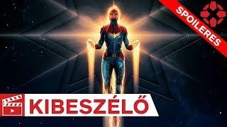 SPOILERES Marvel kapitány kibeszélő - Magasabbra vagy mélyebbre?
