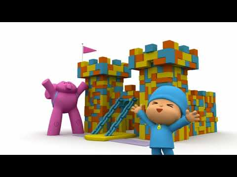 Pocoyo- Don't Touch (30 MINUTES)