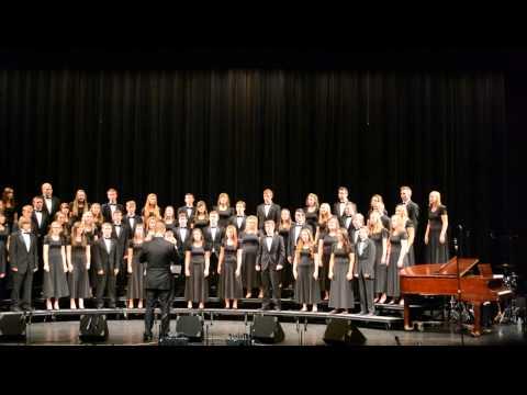 Moses Lake High School Chamber Choir 2013-2014