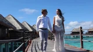 Мальдивы/ Видеопоздравление для мужа/Творческий подарок на юбилей/ Один из подарков на 30ти летие