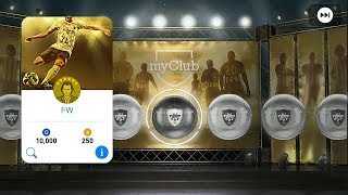 Regular Agent FW Pack Opening | PES Mobile 20182