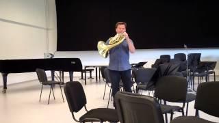 Siegfriedruf - Siegfried's Horn Call
