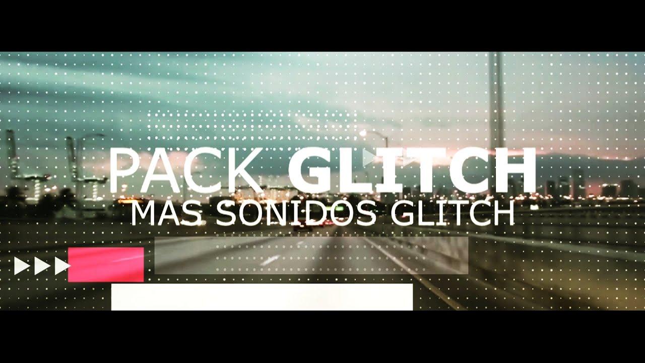 how to make glitch sound