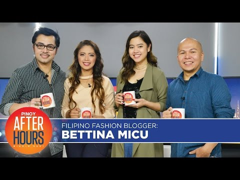 Pinoy AFTER HOURS Ep17 - Filipino Fashion Blogger in Dubai