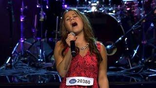 Ska Lisa Ajax kunna sjunga Idol-juryn av stolarna ännu en gång i Idol 2014? - Idol Sverige (TV4)