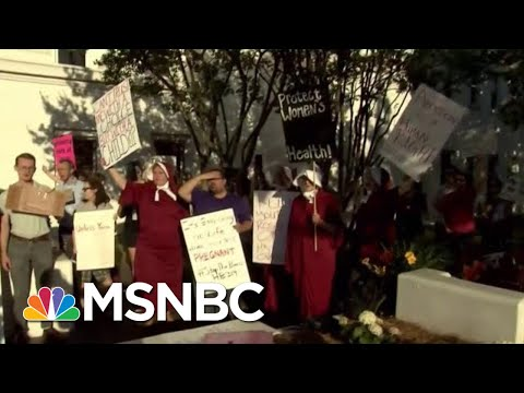 Alabama Republicans Vote For Radical Anti-Abortion Bill | The Beat With Ari Melber | MSNBC