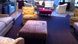 Hickory Furniture Mart At High Point Market Fall 2010 - Tribal Patterns