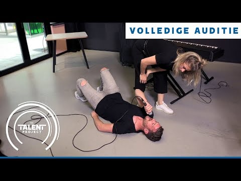 Don | The Talent Project 2018 | Volledige Auditie