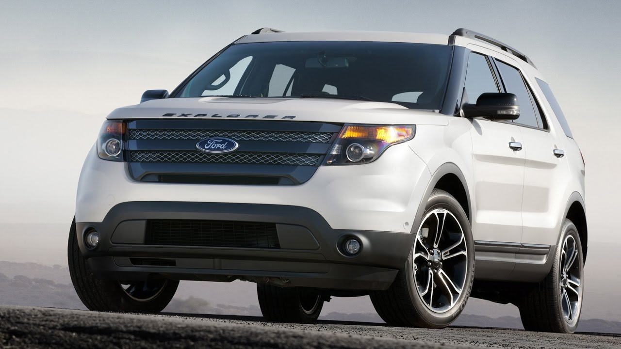Ford explorer 2013 v6 top speed