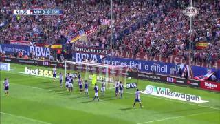 Video Gol Pertandingan Atletico Madrid vs Spanyol