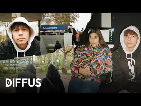 Zu Besuch bei Kasimir1441: Miriam trifft den Rapper aus Berlin-Steglitz Doku  DIFFUS UNTERGRUND