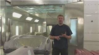 Auto Painting : How to Build a Car Paint Room