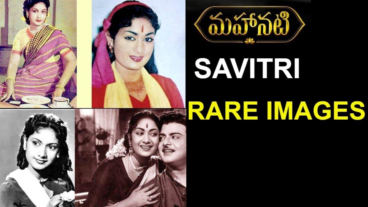Telugu Veteran Actress Savithri Rare Stills: Telugu Veteran Actress Savitri Unseen Rare Images
