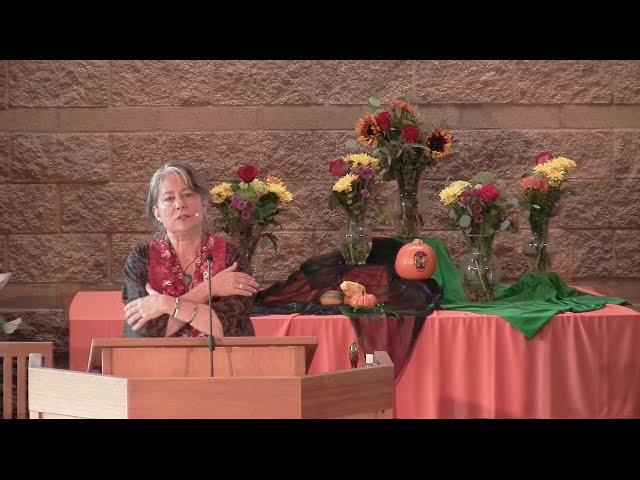 MDUUC Sunday Service - 10-25-2020 - Rev. Leslie Takahashi