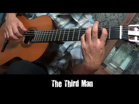 The third man - Classical Guitar - Played,Arr.-DONG HWAN_ NOH