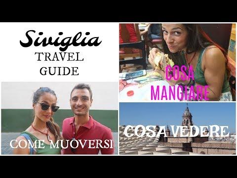 SIVIGLIA IN TRE GIORNI || Travel Vlog