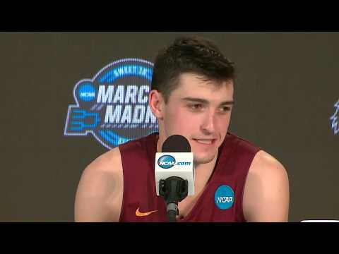 News Conference: Loyola Chicago & Nevada - Postgame