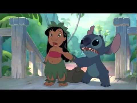 Funny Parts In Stitch Has A Glitch