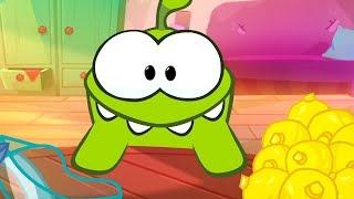 Om Nom Experiments - Video Blog Series | Funny Cartoons for Kids