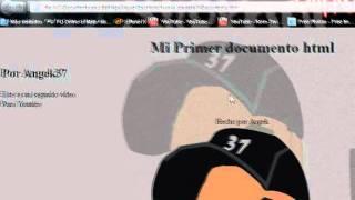 Parrafos y saltos de línea HTML