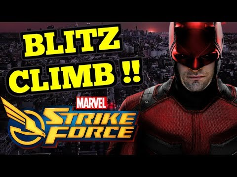 MAX your Blitz score!! : Marvel Strike Force