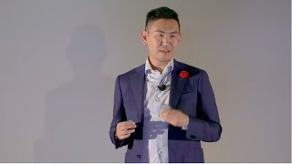 Why You Should Let Your Fears Guide You | Leonard Kim | TEDxUCIrvine