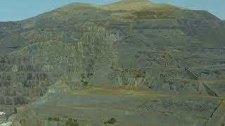 Mountains of Slate - Llanberis, Cymru (4K)