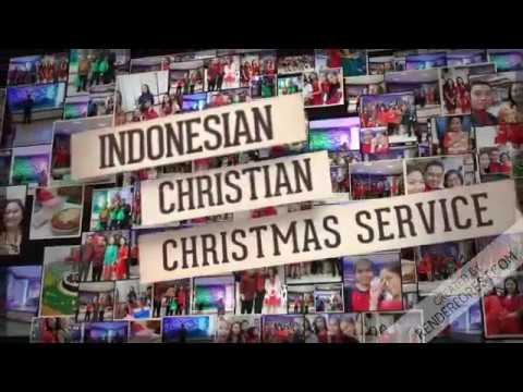Indonesian Christian Community in Davao - Christmas Service!