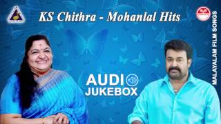 Download KS Chithra   Mohanlal Hits | Malayalam Film Songs | Audio Jukebox | Chithra Evergreen Hits MP3 song and Music Video