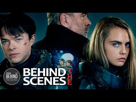 Valerian and the City of a Thousand Planets (Behind The Scenes)