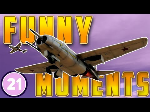 War Thunder Funny Moments 21