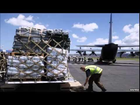 Cyclone Pam: Supplies begin to reach survivors
