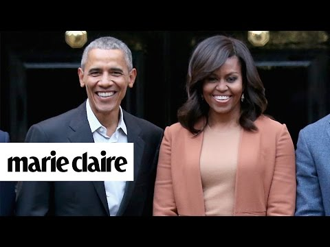 6 Times the Obamas Were Just Like Us | Marie Claire
