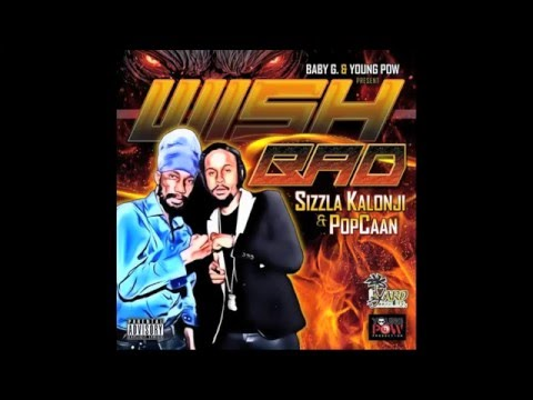 Popcaan Ft Sizzla - Wish Bad (Official Audio) May 2016