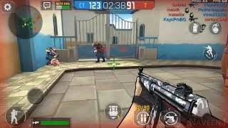 6 Best Multiplayer FPS (First-person Shooter) Games for Android of 2018