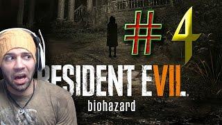 Resident Evil 7: Biohazard (Manicomio) en Español - Parte 4 - Esta Vieja es Dios!!!